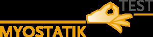 Logo zum Myostatiktest